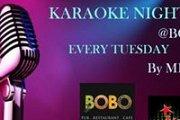 Karaoke night by MINUS 1 @BOBO