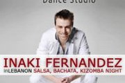 Salsa night with Inaki Fernandez