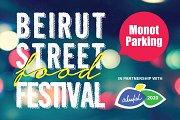 Beirut Street Food Festival 2015