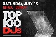 Top 100 DJs World Tour 2015 in Lebanon