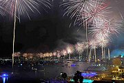 Fireworks & Opening Ceremony of the Jounieh International Festival 2015