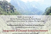 Inauguration of the Chouwan Ecotourism Network