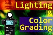 2-weeks Advanced Lighting & Color Grading Workshop/Camp @ LFA
