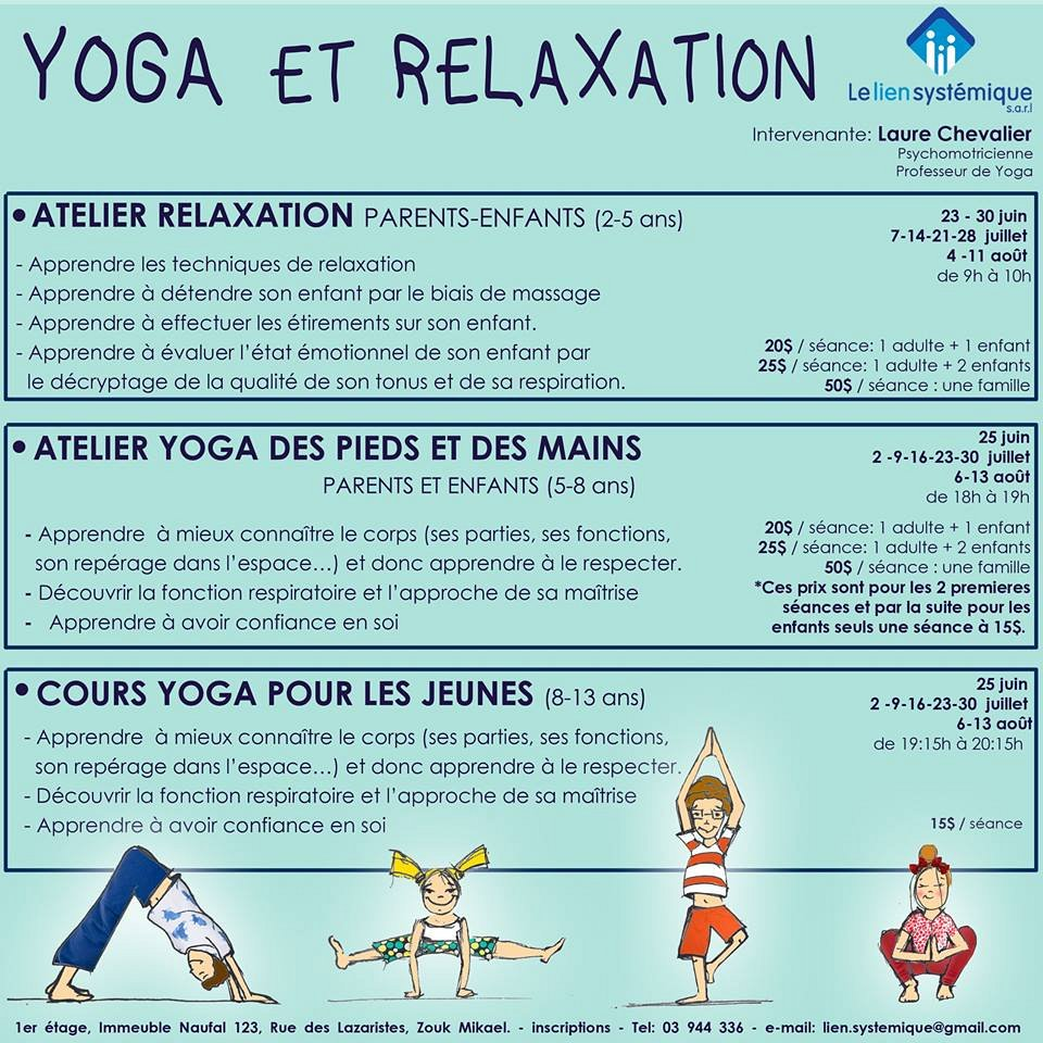 relaxation 4 5 ans