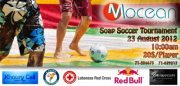 Mocean Soap Soccer Tournament 2012