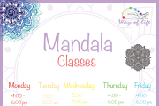 Mandala classes