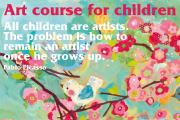 Art course for children