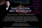 Saad Salloum Art Workshop