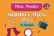 Mini Studio Summer Show 2015