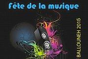 Fete de La musique a Ballouneh