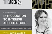 Introduction to Interior Architecture workshop with Katia Nakhle at The Agenda