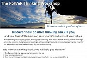 The PoWeR  Thinking Workshop