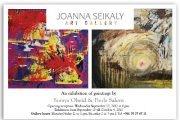 Painting Exhibition about MUSIC by Soraya Obeid & Paula Salem