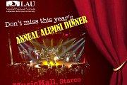 LAU Alumni Dinner 2015