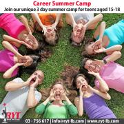 Teens Career Summer Camp