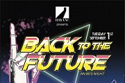 Back to the Future - IDRAAC's Fundraising Event