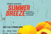 Summer Breeze Sundays at STATION