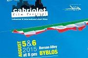 Cabriolet Film Festival - Byblos / 2nd edition