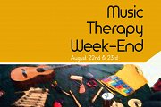 Music Therapy Week-end