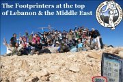 Hiking to Qornet El-Sawda with Footprints Nature Club