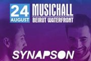 Anghami Summer Party with The Avener, Synapson, Fady Ferraye and Mark Shakedown