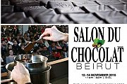 Salon du Chocolat Beirut 2015 - Part of Beirut Cooking Festival 2015