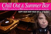 Chill out Lounge Night & Summer Bar at The Hangout Beirut