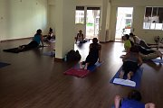 Morning Yoga and Meditation with Dr. Hisham at Ananda Center