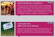 RectoVerso's Street Book Market
