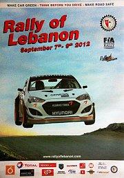 Rally of Lebanon 2012