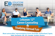 12th Career Counseling & Studying Abroad Fair - Educom Overseas