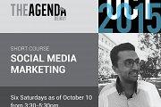 Social Media Marketing Workshop by Joseph Yaacoub at The Agenda