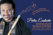 A Tune of Hope for the Suffering Nations - Pedro Eustache