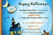 Halloween Costume Party & Games