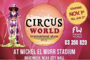 Circus World - International Show 2015