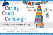 Caring Coats Campaign - Unite Lebanon Youth Project