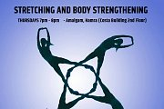 STRETCHING AND BODY STRENGTHENING