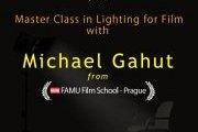 Master Class in Lighting for film @ LFA