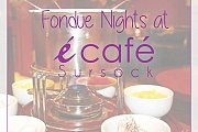 Fondue Nights at éCafé - Sursock