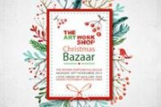 The Artwork Shop Christmas Bazaar 2015
