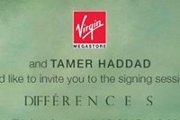 DIFFERENCES by Tamer Haddad - Album signing session