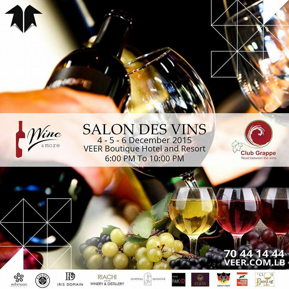 Salon des vins 2015 lebtivity for Calendrier salon des vins