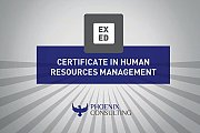HR Certificate Program jointly delivered & certified by ESA