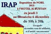 IRAP - Exposition de NOEL 2015