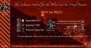 Hear the Night: Fundraising for The Lebanese School for the Blind and the Deaf