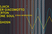 NYE 2016 with: Audiojack, Olivier Giacomotto, Ripperton, Silicone Soul, 3LIAS & Ziad Ghosn