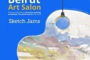Beirut Art Salon- Sketch Jams