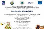 Olive Oil Tasting Event