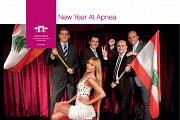 New Year At Apnea with Scene Scene 5 at Grand Hills - Luxury Collection Hotel & SPA