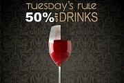 Rules Pub 50% Off Drinks